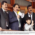 Iftikhar Mohammad Chaudarys Reinstatement Campaign